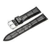 時計 ベルト 腕時計 バンド 18mm 20mm EMPIRE ARES アレース レザー 本革 クロコ イージークリック ブラック ブラウン 黒 茶 替えベルト 送料無料