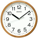 SEIKO セイコー 掛け時計 壁掛け 電波時計 KX249B セイコー掛け時計 セイコー電波時計 スイープ おしゃれ【お取り寄せ】