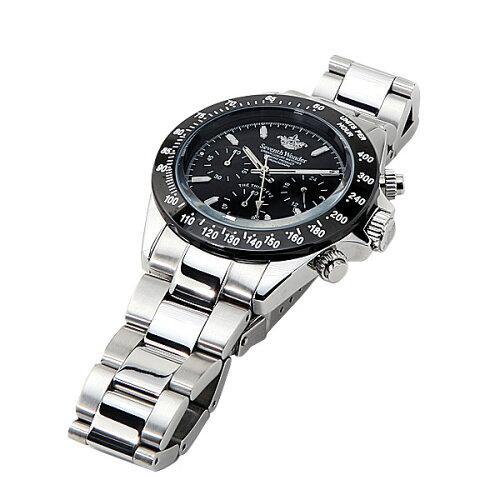 【=初回生産限定モデル=】SeventhWonder®「THETHIRDEYEOCEAN」メンズ腕時計SW0602