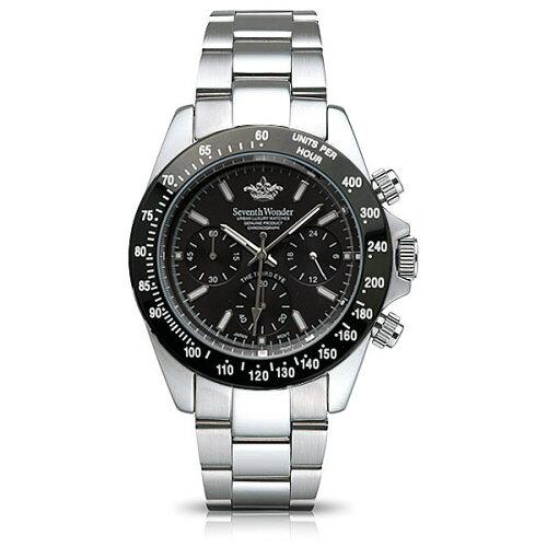 【=初回生産限定モデル=】SeventhWonderセブンス・ワンダーTHETHIRDEYEOCEANメンズ腕時計SW0602