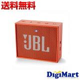 【送料無料】JBL Bluetooth スピーカー Go [オレンジ] 【新品・輸入品】