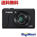 【送料無料】キャノンデジタルカメラ CANON PowerShot S100 [ブラック](新品・並行輸入品)