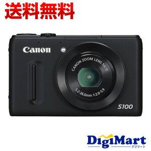 ★楽天ランキング 入賞商品★【送料無料】キャノンデジタルカメラ CANON PowerShot S100 [ブラ...