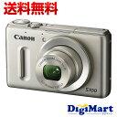 【送料無料】キャノンデジタルカメラ CANON PowerShot S100 [シルバー] 【新品・並行輸入品・保...