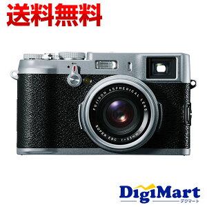 【送料無料】富士フイルム FUJIFILM FinePix X100 フジノン23mm F2レンズ/1230万画 デジタルカ...