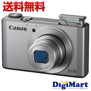 【送料無料】キャノンデジタルカメラ CANON PowerShot S110 [シルバー] 【新品・並行輸入品・保...
