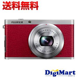 【送料無料】富士フイルム FUJIFILM XF1 [レッド] デジタルカメラ【新品・並行輸入品・保証付き】
