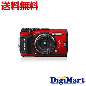 【送料無料】オリンパスOLYMPUSSTYLUSTG-5Tough[レッド]デジタルカメラ【新品・国内正規品】(TG5)