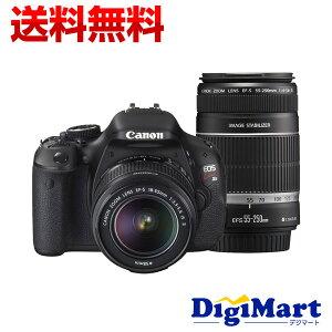 【送料無料】キャノン Canon EOS Kiss X5 ダブルズームキット デジタル一眼レフカメラ