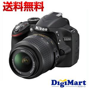 【送料無料】ニコン NIKON D3200 ボディ [ブラック] デジタル一眼レフカメラ【新品・並行輸入品...