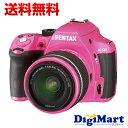 【送料無料】ペンタックス PENTAX K-50 レンズキット [ピンク] デジタル一眼レフカメラ【新品・...