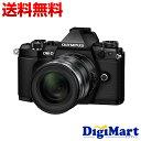 【送料無料】オリンパス OLYMPUS OM-D E-M5 Mark II 12-40mm F2.8 レンズキット [ブラック] デジタル一眼レフカメラ【新品・国内正規品】(OMD EM5)