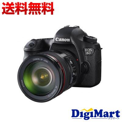 ★代引き手数料 無料★【送料無料】キャノン CANON EOS 6D EF24-105L IS USM レンズキット デジ...