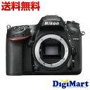 【送料無料】ニコン Nikon D7200 ボディ (レンズ別売り)デジタル一眼レフカメラ 【新品・国内正規品】