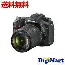 【送料無料】ニコン Nikon D7200 18-140 VR レンズキット デジタル一眼レフカメラ 【新品・国内正規品】