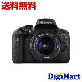 【送料無料】キャノン Canon EOS Kiss X8i EF-S18-55 IS STM レンズキット デジタル一眼レフカメラ 【新品・国内正規品】