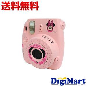 【送料無料】富士フイルムFUJIインスタントカメラチェキinstaxmini8ミニーマウス【新品・並行輸入品】
