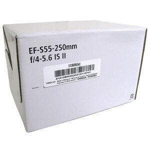 【送料無料】キャノンCANONデジタル一眼レフ用交換レンズEF-S55-250mmF4-5.6ISII【新品・国内正規品・簡易化粧箱(白箱)】(EFS55250mm)