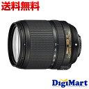 【送料無料】ニコン Nikon AF-S DX NIKKOR 18-140mm f/3.5-5.6G ED VR ズームレンズ【新品・簡易化粧箱】