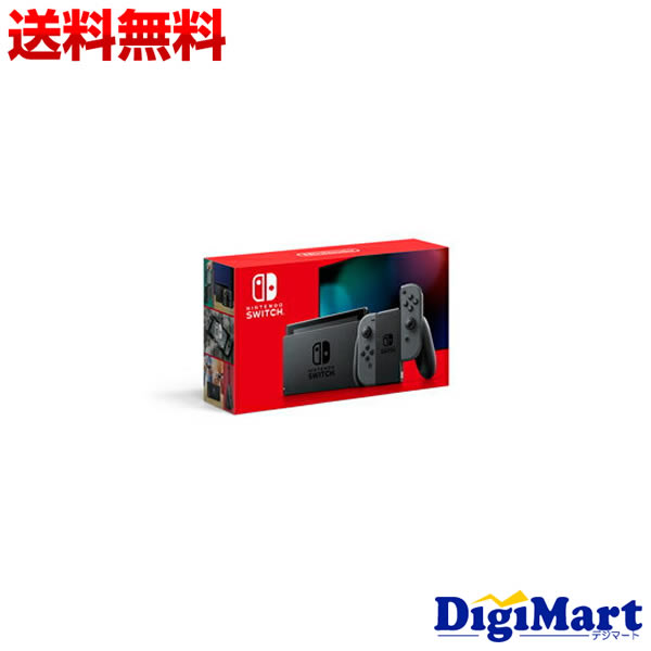 Nintendo Switch, 本体  Nintendo Switch HAD-S-KAAAA2019