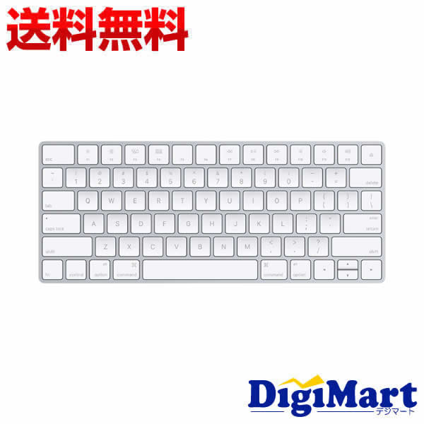 【送料無料】Apple純正品 アップル Magic Bluetooth Keyboard ワイアレスキーボード(ENGLISH配列) MLA22LZ/A (MLA22BA/A)【imac, ipad, ipad mini, ipad air2】【新品】画像
