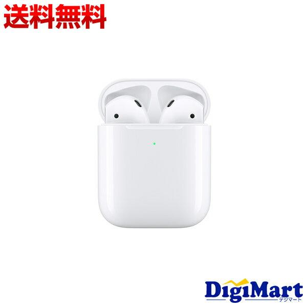 オーディオ, ヘッドホン・イヤホン Apple AirPods with Wireless Charging Case MRXJ2AMA (2) Bluetooth (4690)