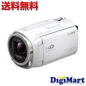 【送料無料】ソニーSONYHDR-CX670(WC)[ホワイト]ビデオカメラ【新品・国内正規品】(HDRCX670)