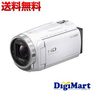 【送料無料】ソニーSONYHDR-CX680(W)[ホワイト]ビデオカメラ【新品・国内正規品】(HDRCX680)