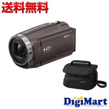 【送料無料】ソニー SONY CX680 (TI) [ブロンズブラウン] ビデオカメラ + ソニー純正バッグ + 8GB micro SDカード お買い得セット【新品・国内正規品】(HDRCX680)