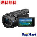 【送料無料】ソニー SONY FDR-AX55 (B) [ブラック] デジタル4Kビデオカメラレコー ...