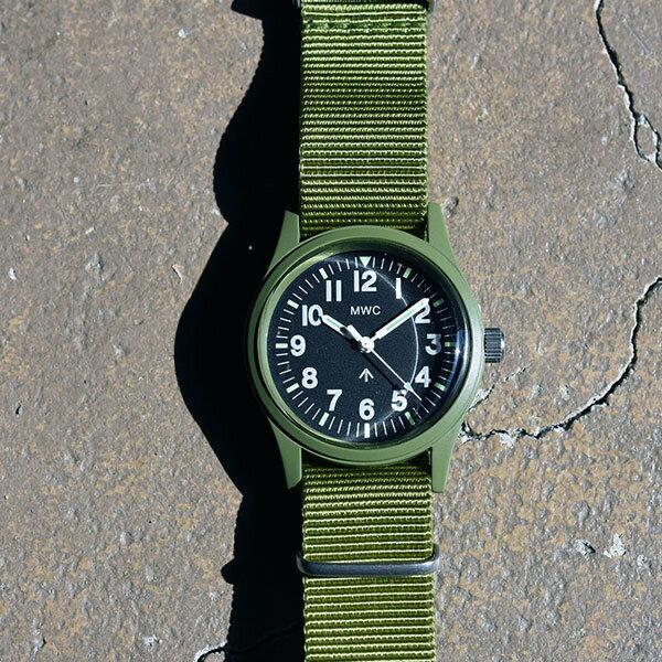 腕時計, 男女兼用腕時計 MWC MIL1966OL