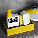 スニーカー クリーナー シューシェイム ルーズ ザ ダート キット オールインワンキット シューケア シューケアキット 靴用洗剤 手入れ プレゼント ギフト シューケア用品 SHOE SHAME Lose the dirt kit おうち時間 全ての素材に使用可能