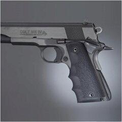 アメリカの銃器のアクセサリーメーカー、HOGUE(ホーグ)のガングリップですHOGUE コルト1911 ガ...