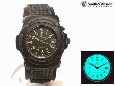 S&W腕時計ミリタリーウォッチSW11BG