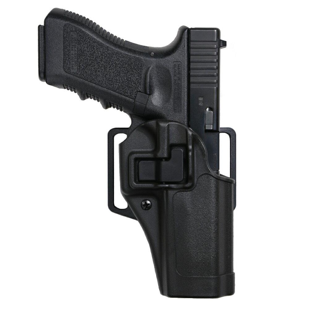 装備・備品, ホルスター  CQC SERPA 1718C BHI Glock2021SWMP.45 410513BK-R Serpa Blackhawk