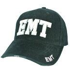 Rothco キャップ EMT 救急救命士 9381 |ロスコ ベースボールキャップ 野球帽 メンズ ワークキャップ ミリタリーハット ミリタリーキャップ