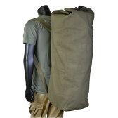 Rothco ダッフルバッグ GIスタイル ダブルストラップ 帆布 [ オリーブドラブ ] 3486   ミリタリー バックパック かばん カジュアルバッグ カバン 鞄
