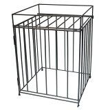 ストーブガード 鉄製 55×72cm アイアン家具 revolut [ 固定式 ] 柵 ストーブ柵 安全対策 ストーブフェンス 暖房用品