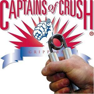 キャプテンズオブクラッシュ ハンドグリッパー キャプテンズ・オブ・クラッシュグリッパー トレーニング トレグッズ