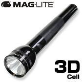 MAGLITE 懐中電灯 Dセル LEDライト [ ブラック / 3D_(単一電池_3本) ] 単1電池 マグライト MAG-LITE ハンディライト フラッシュライト 懐中電気 明るいLEDライト 強力 防災