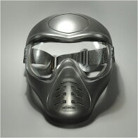 Reptile: Face mask protection against the cold measures ...