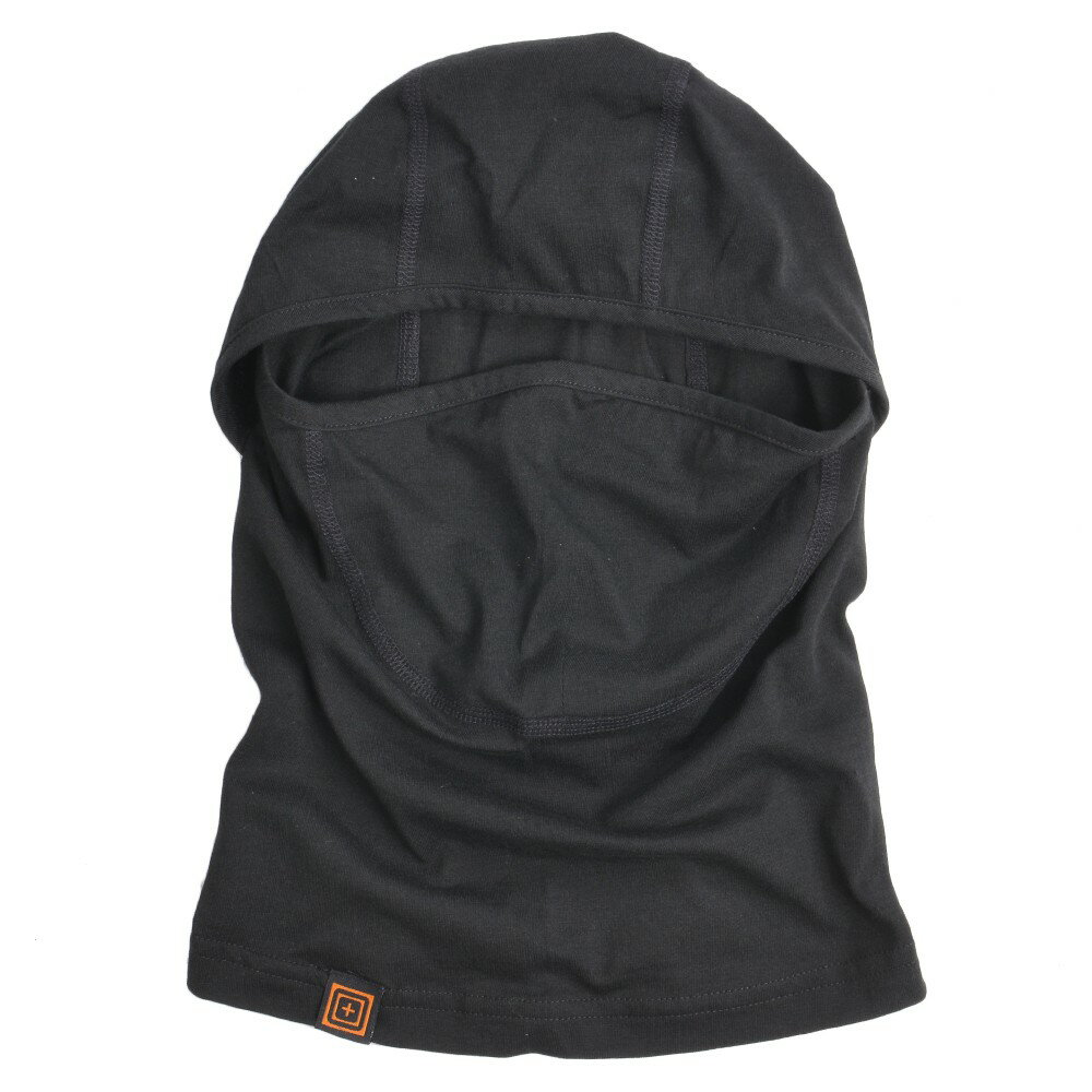5.11 Tactical フェイスマスク バラクラバ 89430 [ ブラック / L/XLサイズ ] 目出し帽 フード ノーメックス フリースマスク 防寒マスク 防寒用防寒対策 防寒グッズ 目だし帽 目出帽 バラクラヴァ Balaclava画像