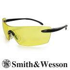 スミス&ウエッソン サングラス キャリバー イエロー S&W 黄色   スミス&ウェッソン メンズ スポーツ 紫外線カット UVカット グラサン 運転 ドライブ バイク ツーリング 曇り止め アンバー