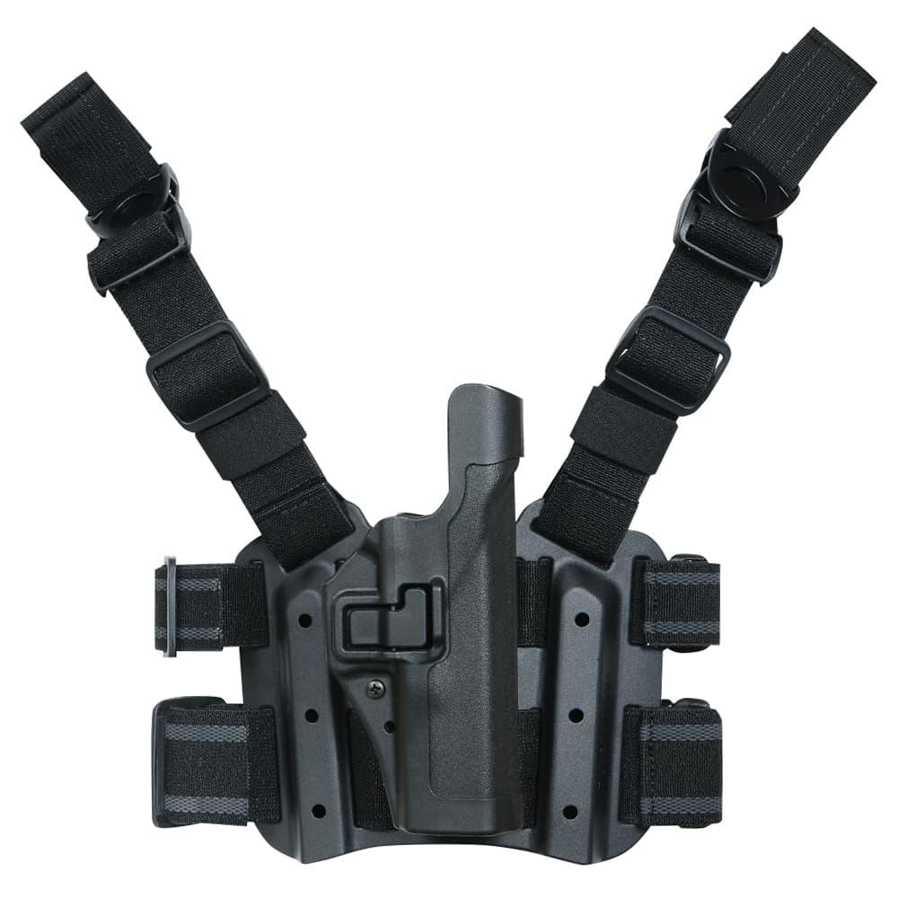装備・備品, ホルスター BLACKHAWK SERPA LV2 GLOCK 1718C22 BHI