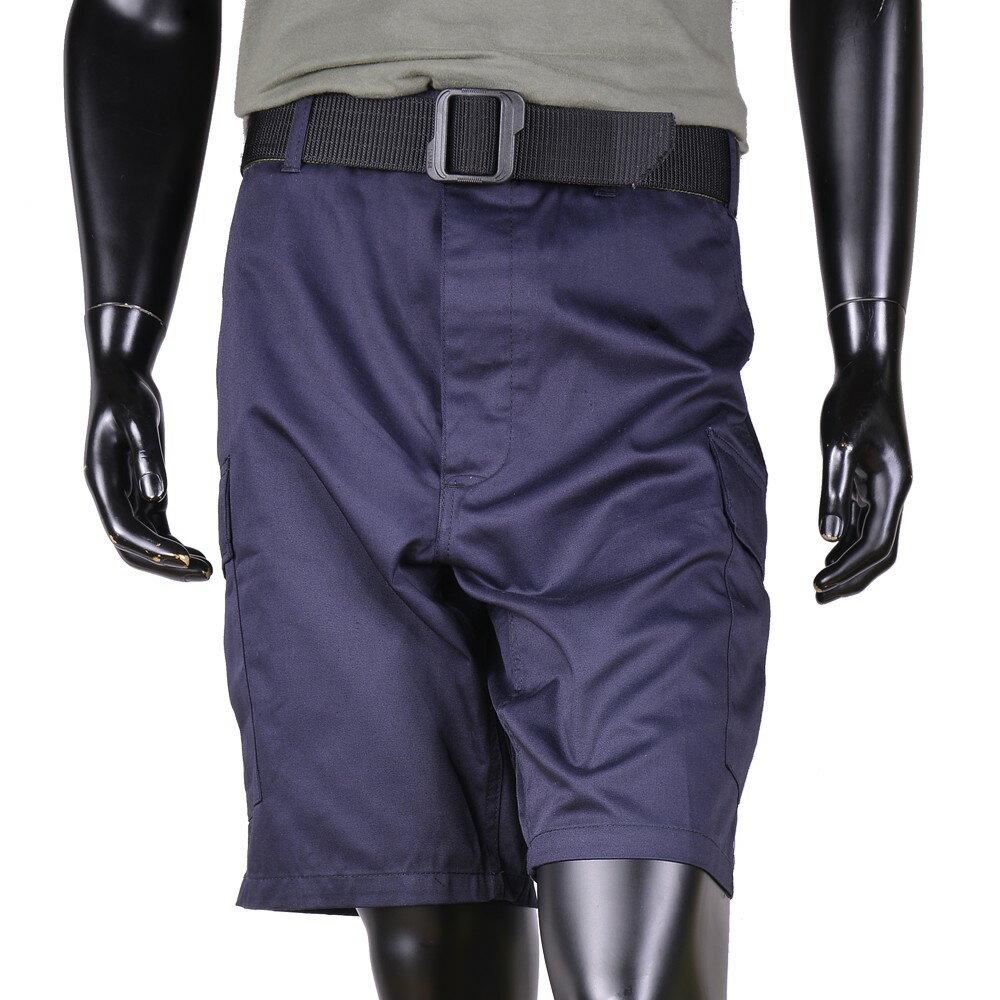 Rothco ハーフカーゴパンツ BDUショーツ 無地 [ ミッドナイトブルー / Lサイズ ] ミリタリーパンツ TDUパンツ BDUパンツ メンズボトム