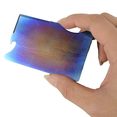 ネメシスTi-CARDカード型ナイフ