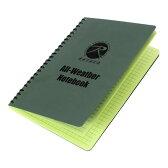 Rothco 防水ノート 48ページ 463 ノートブック 手帳 防滴 ウォータープルーフ