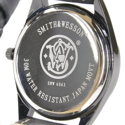 スミス&ウエッソン腕時計シビリアンウォッチアナログS&W|ミリタリーウォッチ軍用腕時計軍用ウォッチスミス&ウェッソン