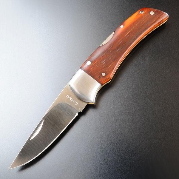 Gサカイ 折りたたみナイフ N.F.H 小