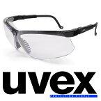 UVEX サングラス ジェネシス クリア ウベックスGENESIS スポーツ アイウェア(アイウエア) 紫外線 UVカット グラサン 安全保護めがね(保護眼鏡) 透明